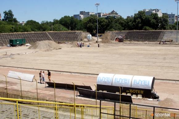 Обсъждат проблема със стадиона на Ботев Пд