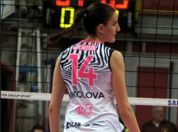 Еми Николова отново блести в Италия
