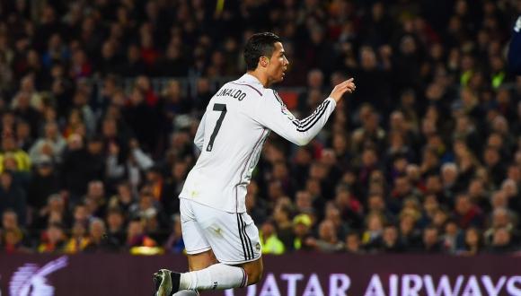 Реал плаши Барса с головете на Кристиано (видео)