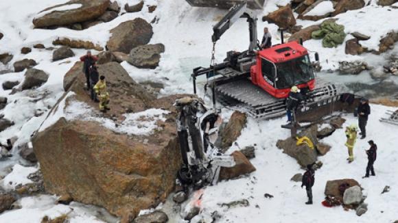 Старши-треньорът на националния отбор по ски е починал след тежката катастрофа в Австрия