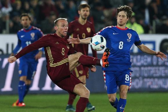 Хърватия показа класа срещу Русия (видео)