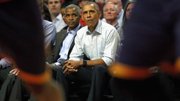 Обама мечтае да управлява отбор от НБА