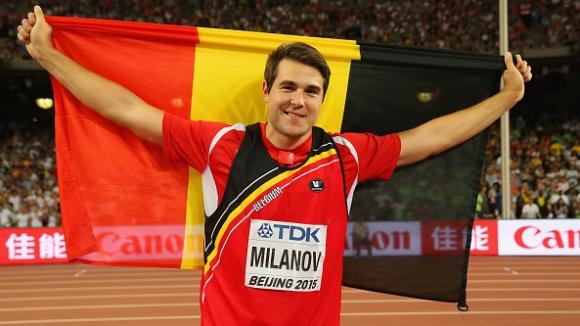 Филип Миланов фаворит за спортист на годината в Белгия заедно с Кевин де Бройне