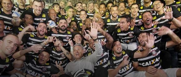 Коринтианс е шампион на Бразилия