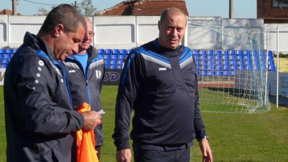 Емил Велев: Дори гола на Локо Пловдив беше след симулация