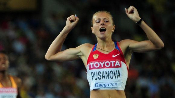 Атлетката, разкрила допинга в Русия, изчезна