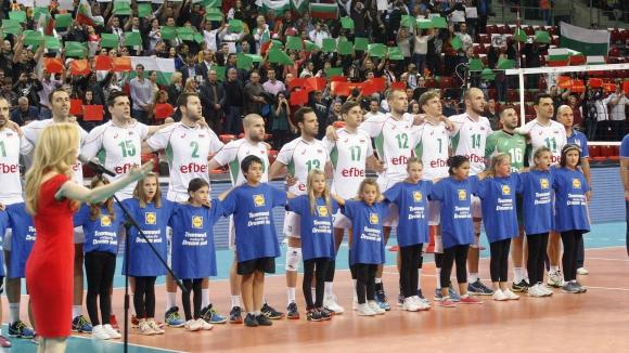 Затягат охраната за турнира на волейболистите в Германия