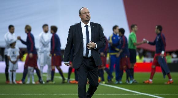 Бенитес не си повярва и обрече Мадрид