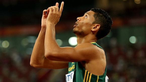 Сензацията Уейд ван Ниекерк Спортист на годината в Южна Африка