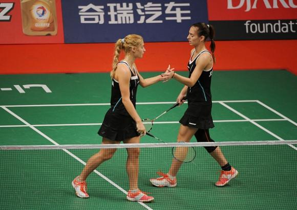 Сестри Стоеви се класираха за четвъртфиналите в Кардиф