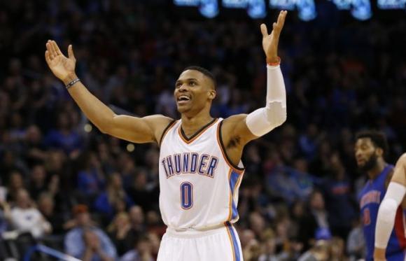 Оклахома Сити с нова победа в НБА (видео)