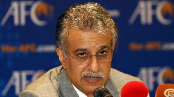 Азия ще подкрепи шейх Салман за шеф на ФИФА