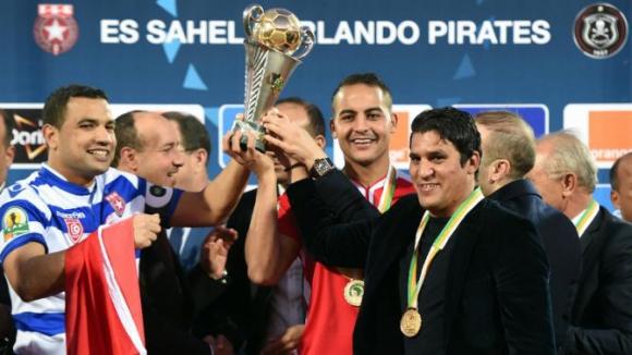 Тунизийският Етоал Сахел спечели Купата на Африканската футболна конфедерация