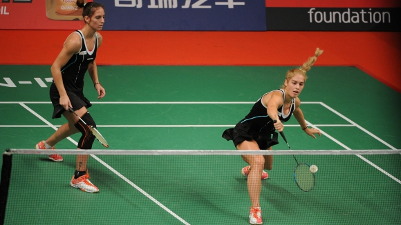 Сестри Стоеви водачки в схемата на турнир в Дъблин