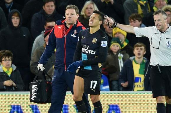 Лоши новини за Арсенал: Алексис и Касорла пропускат решаващия мач с Олимпиакос
