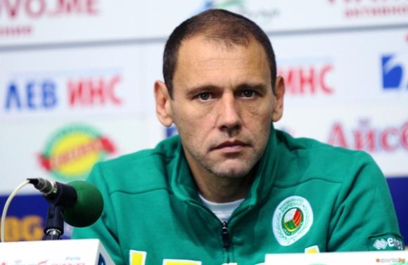 Миро Живков: Амбицията ни е изградим боеспособен отбор