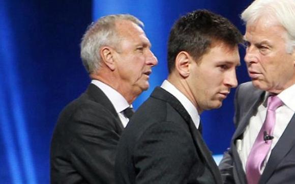Кройф: Меси е идеален отборен играч, за Роналдо главното е как той да вкара гол