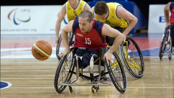Спортен празник в Благоевград за Международния ден на хората с увреждания