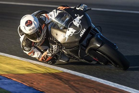 КТМ завършиха първия си голям тест по пътя към MotoGP