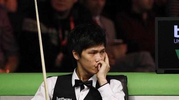 О, Нее! Тайландецът Ун-Ноо пропусна финалната топка за 147 точки и 44 000 паунда (видео)