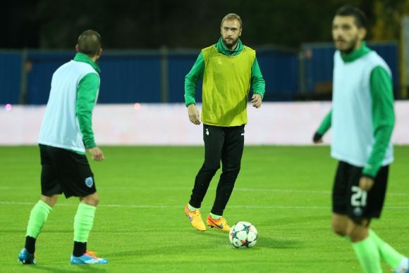 Черно море направи възстановителна тренировка след мача с Литекс