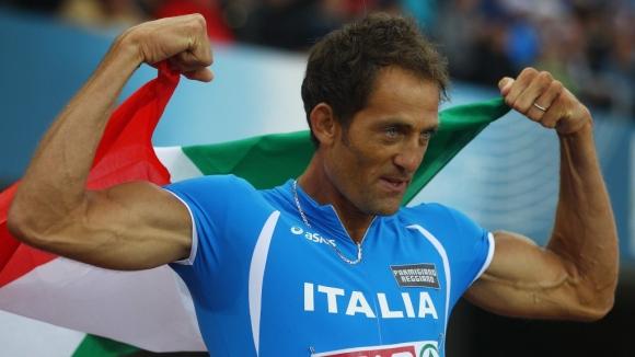 Симоне Колио и останалите италиански атлети жертва на административна грешка, няма да ги наказват