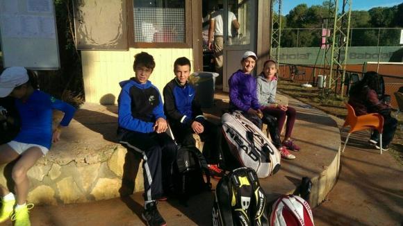 Две българки на 1/2-финал при 12-годишните в Турция