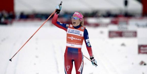 Терезе Йохауг спечели на 2 по 7.5 км в Лилехамер