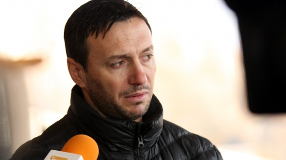 """Марков: Точката срещу Левски е успех, 10 отбора са малко за """"А"""" група"""