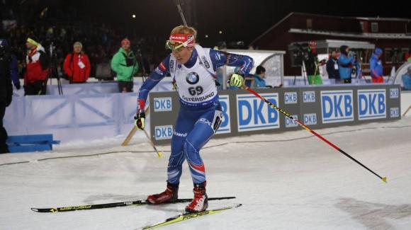 Габриела Соукалова спечели спринта на 7.5 км
