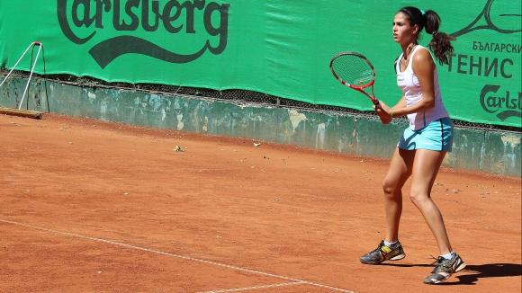 Шиникова напредна с 16 места в ранглистата с трофей в Тунис