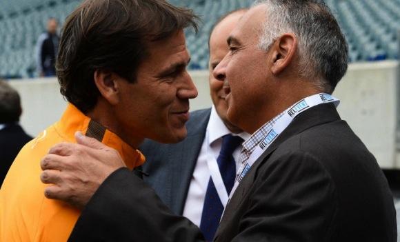 Шефовете на Рома вярват на Руди Гарсия
