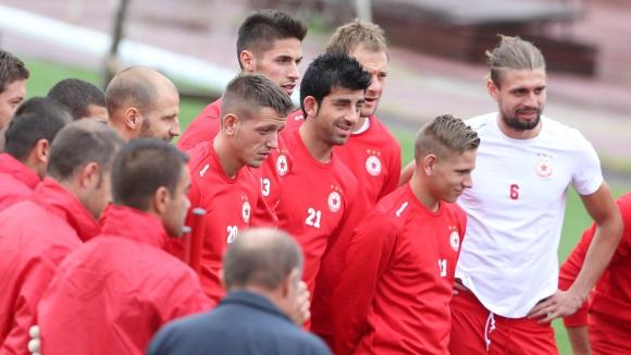 УЕФА удари рамо на ЦСКА за ДЮШ