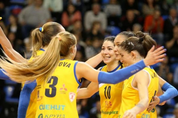 Марица съживи женския волейбол