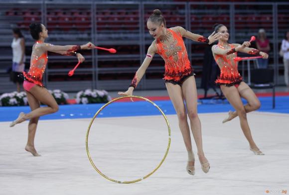 София ще бъде домакин на световното първенство по художествена гимнастика през 2018 година