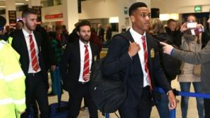 19 играчи на Ман Юнайтед отлетяха за Германия, Рууни и Шнайдерлин са аут