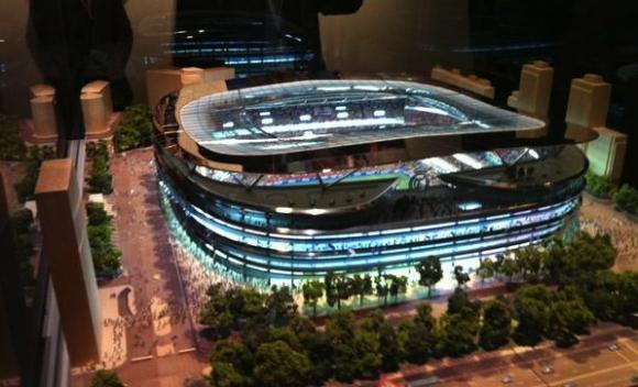 """Мадрид отхвърли плановете за подобрение на стадион """"Бернабеу"""""""