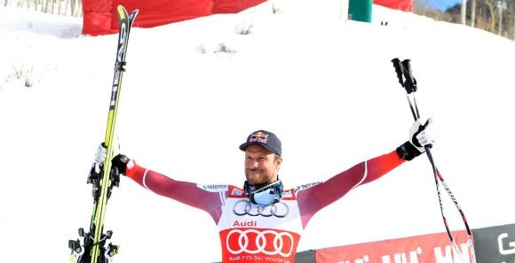 Свиндал с 29-а победа в кариерата си