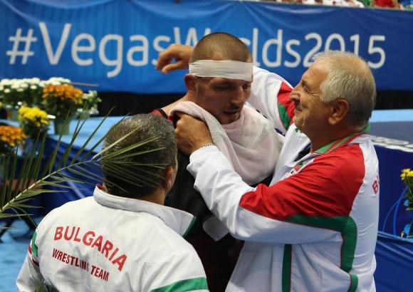 Елис Гури е спортист на годината на Перник