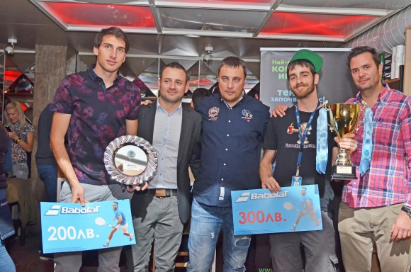 Никола Милев спечели Мастърса на ИТЛ