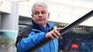Стойчо Стоев: Искам нападател, който на мен ми харесва (галерия)