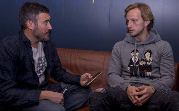 Интервюто с Ракитич: Ла Лига стои над ШЛ