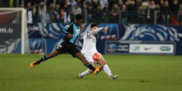 Олимпик (Марсилия) на 1/2-финал за Купата на Франция