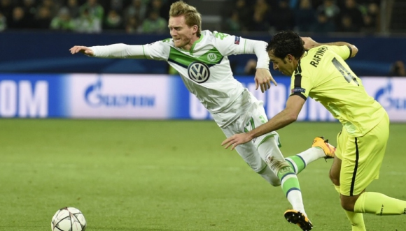 Волфсбург отново победи Гент и е на 1/4-финал
