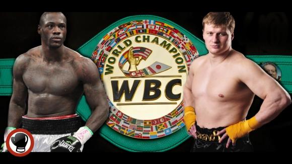 Уайлдър и Поветкин ще се бият в Русия