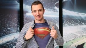 Супер Бобо на 33: Винаги е било чест и гордост да нося националната фланелка (ВИДЕО)