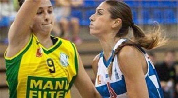 Жаклин Златанова с 11 точки при загуба на Сарагоса