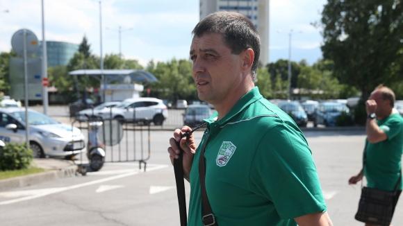 Официално: Берое уволни Петър Хубчев