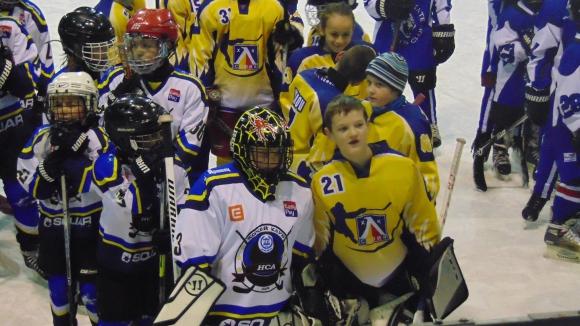 Хокеен клуб Левски организира благотворителен мач в помощ на 4-месечно бебе