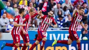 Атлетико с обрат в Барселона, Торес е в стихията си